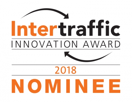 Viion Systems Short-listed for Intertraffic Amsterdam Innovation Award 2018